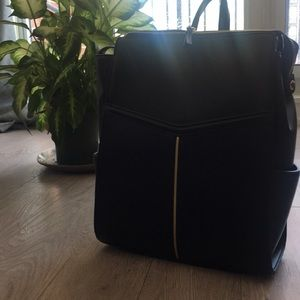 Handbags - Leather Backpack Almost New